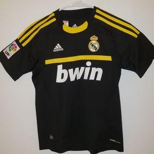 Adidas Real Madrid Soccer Shirt